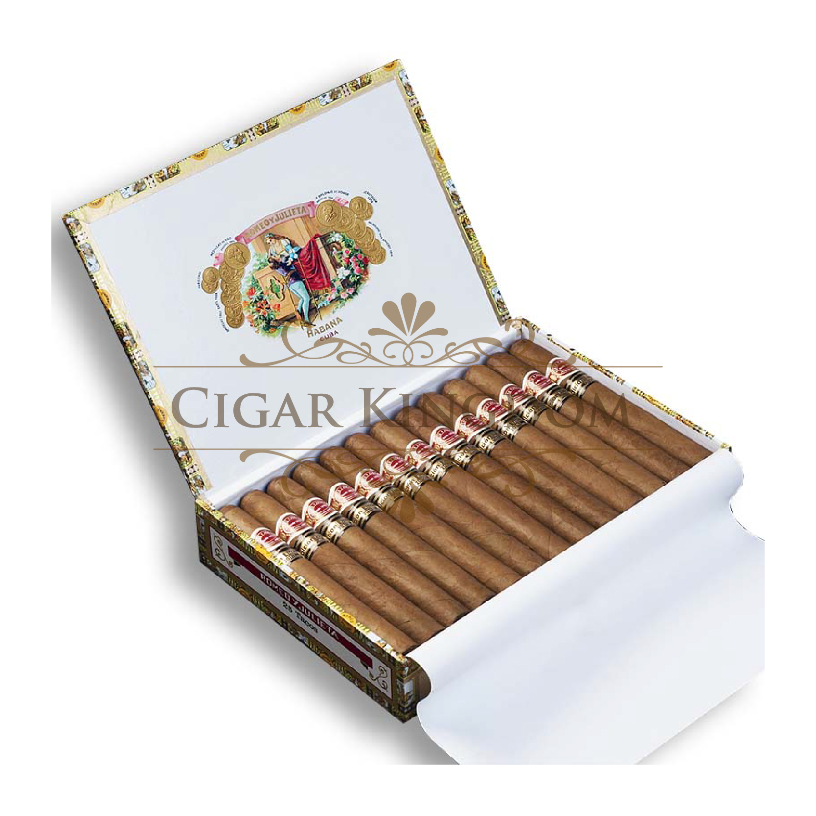 Romeo y Julieta - Tacos Limited Edition 2018 (Pack of 25s)