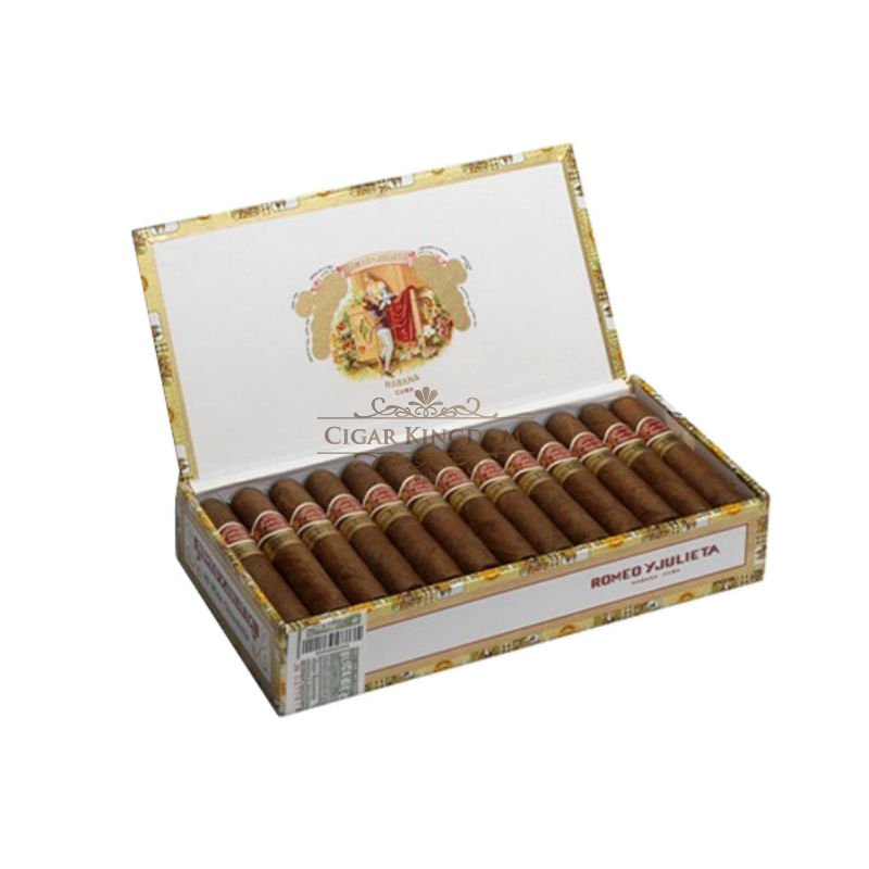 Romeo y Julieta - Wide Churchills (Pack of 25s)