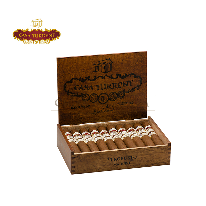 Casa Turrent - Serie 1942 Robusto (Pack of 20s)