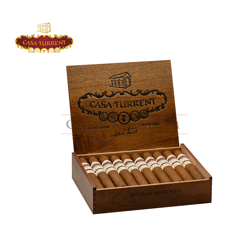 Casa Turrent - Serie 1942 Gran Robusto (Pack of 20s)