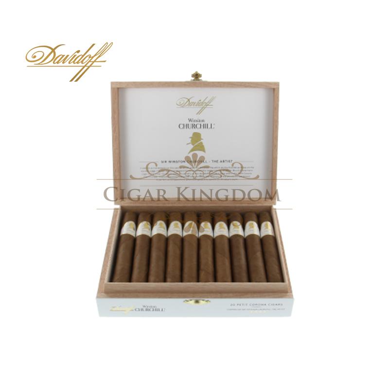 Davidoff - Winston Churchill Petit Corona (Pack of 20s)