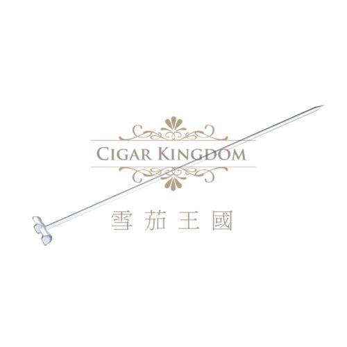 SIGLO Cigar Tee - Silver
