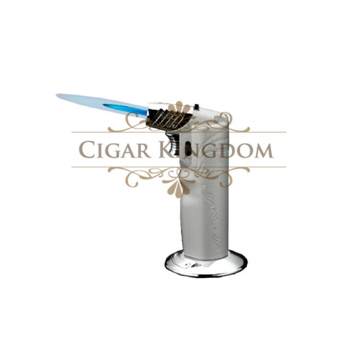 SIGLO Table Torch Oval - Silver