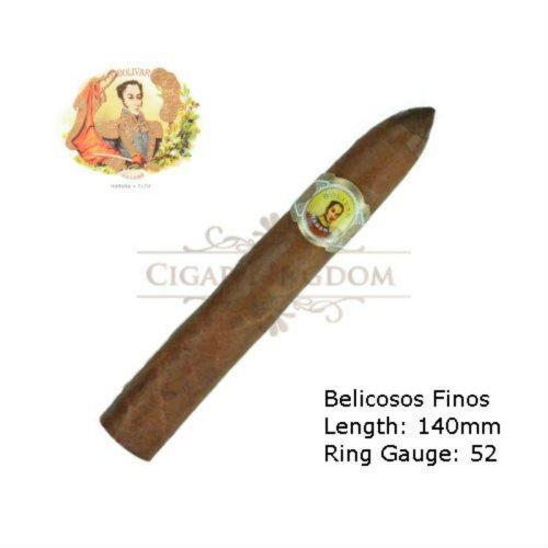 Bolivar - Belicosos Finos (1-Stick)