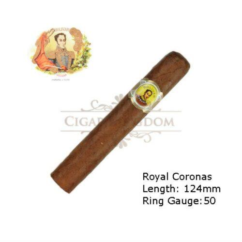 Bolivar - Royal Coronas (1-Stick)