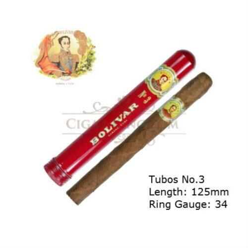 Bolivar - Tubos No.3 (1-Stick)