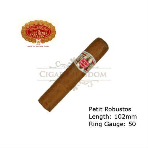 Hoyo de Monterrey - Petit Robustos (1-Stick)