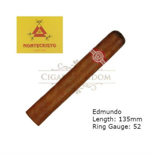 Montecristo - Edmundo (1-Stick)