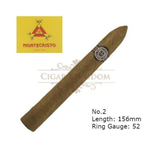 Montecristo - No.2 (1-Stick)