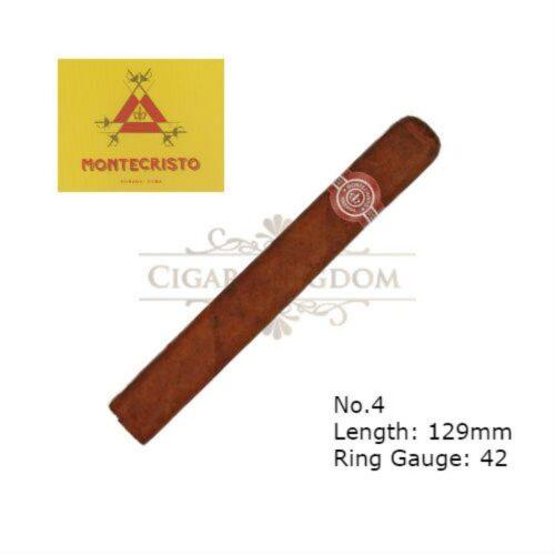 Montecristo - No.4 (1-Stick)