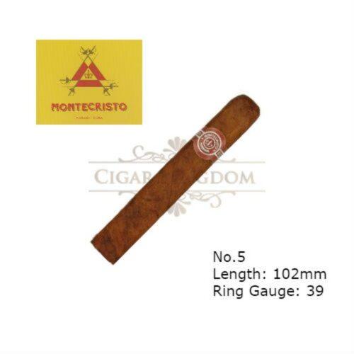 Montecristo - No.5 (1-Stick)