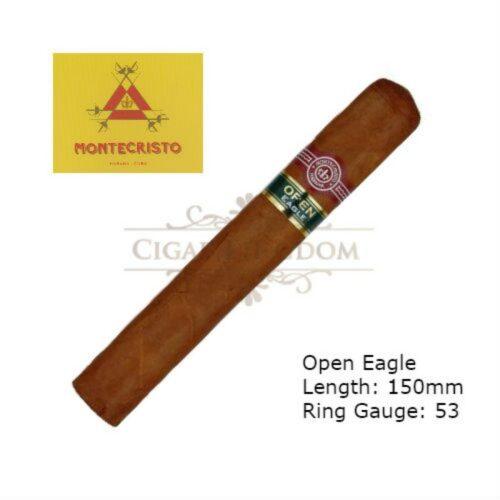 Montecristo - Open Eagle (1-Stick)