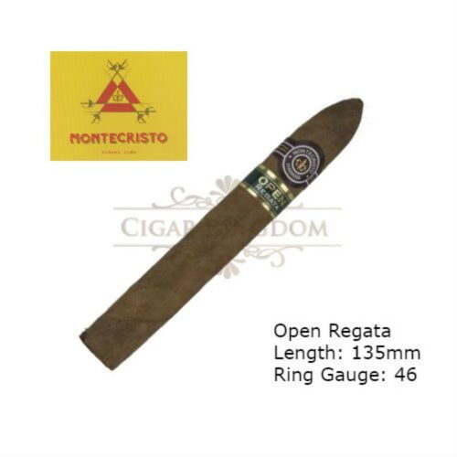 Montecristo - Open Regata (1-Stick)