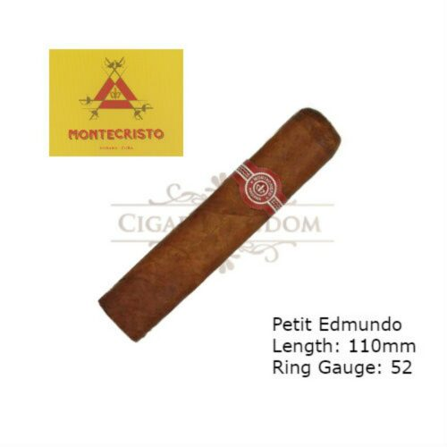Montecristo - Petit Edmundo