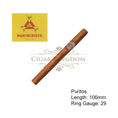Montecristo - Puritos (1-Stick)