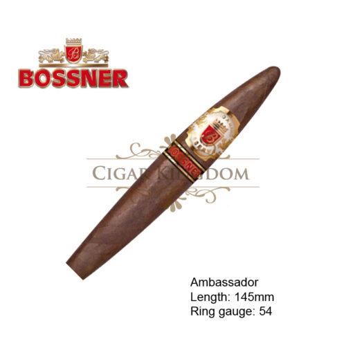Bossner - Ambassador Limited Edition 2006 (1-Stick)
