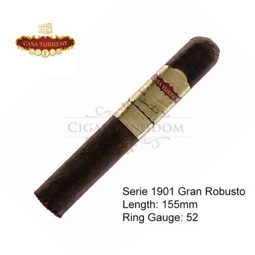 Casa Turrent - Serie 1901 Gran Robusto