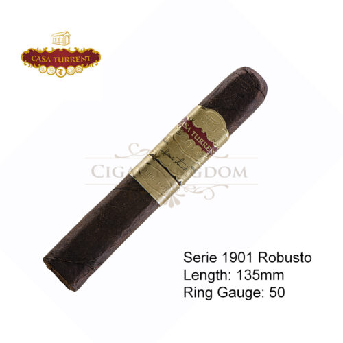 Casa Turrent - Serie 1901 Robusto (1-Stick)