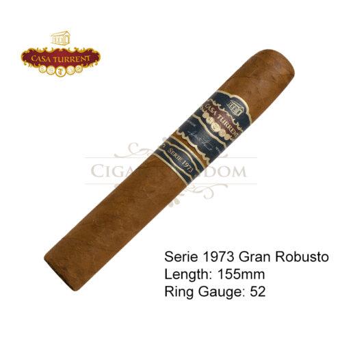 Casa Turrent - Serie 1973 Gran Robusto (1-Stick)