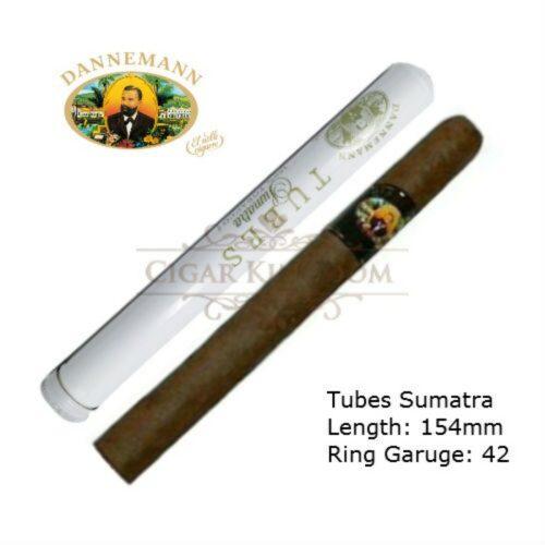 Dannemann - Tubes Sumatra