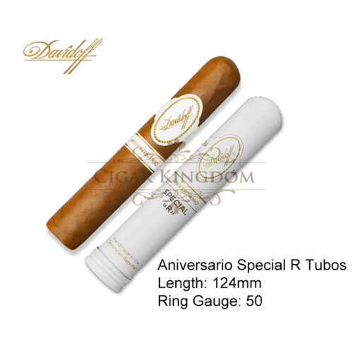 Davidoff - Aniversario Special R Tubos (1-Stick)