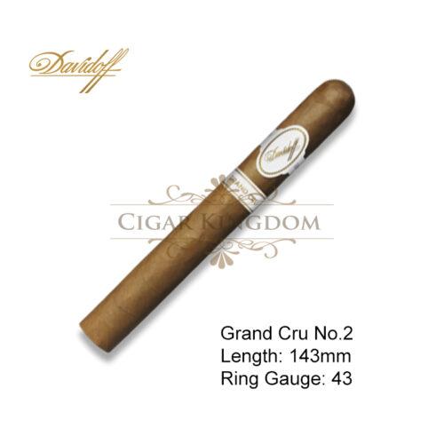 Davidoff - Grand Cru No.2 (1-Stick)