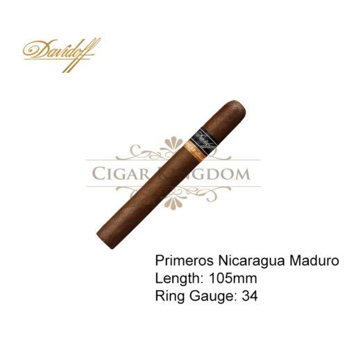 Davidoff - Primeros Nicaragua Maduro