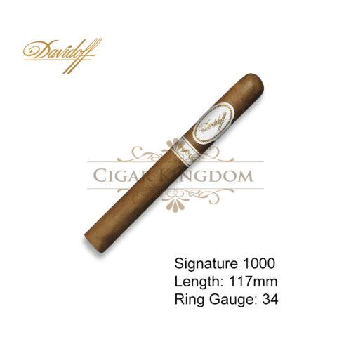 Davidoff - Signature 1000