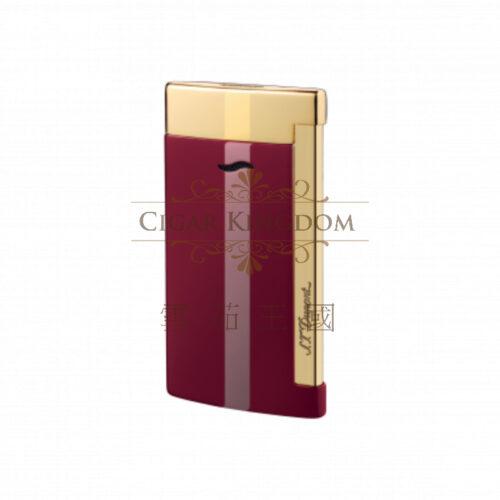 LTR 027707 Slim 7 Red & Gold