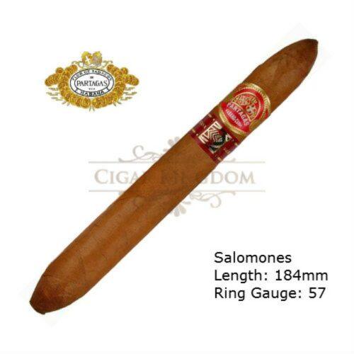 Partagas - Salomones (LCDH) (1-Stick)
