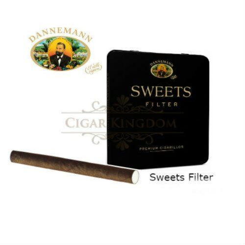 Dannemann - Sweets Filter (Pack of 100s)