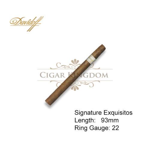 Davidoff - Signature Exquisitos 20s