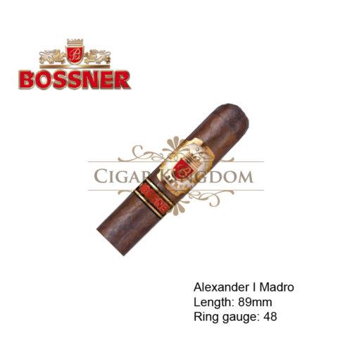 Bossner - Alexander I Madro
