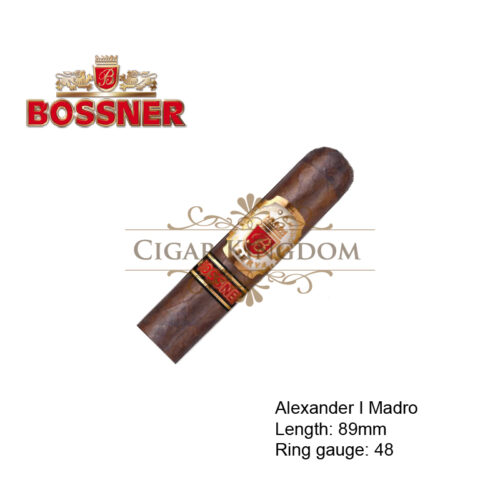 Bossner - Alexander I Madro (1-Stick)
