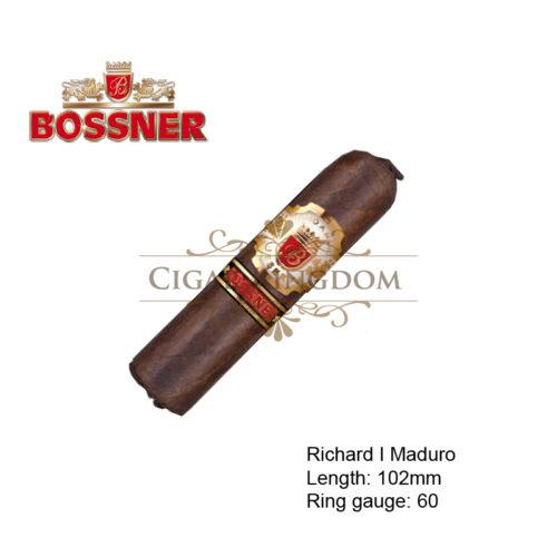 Bossner - Richard I Maduro (1-Stick)