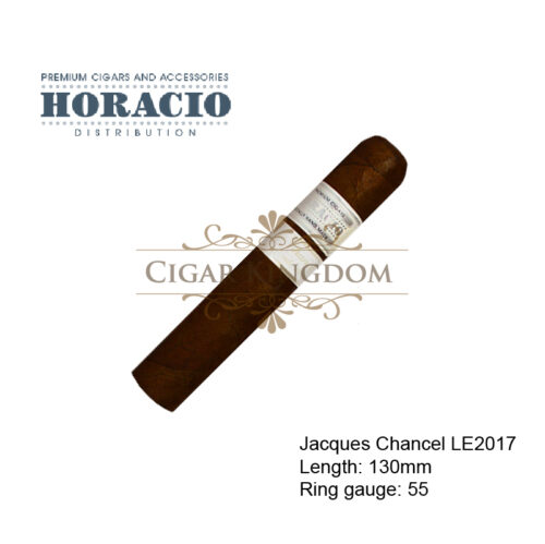 Horacio - Jacques Chancel Edition Especial 2017 (1-Stick)