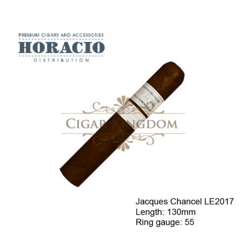 Horacio - Jacques Chancel Edition Especial 2017