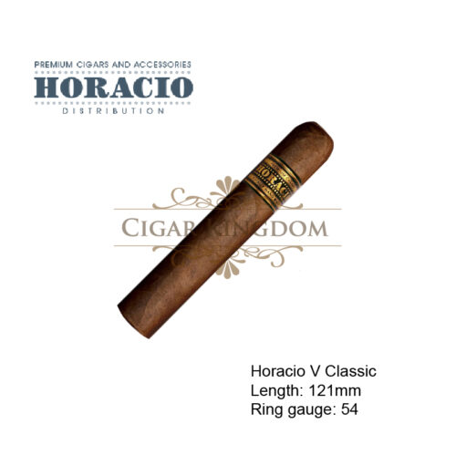 Horacio - V Classic (1-Stick)