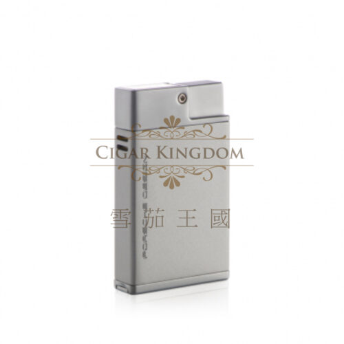 MFH507 Lighter with Punch - Silver P3631.03