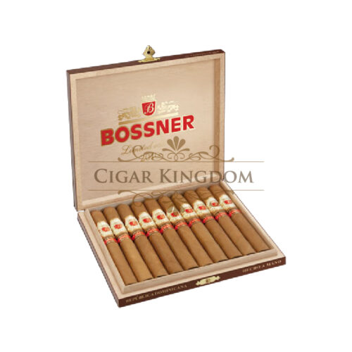 Bossner - Corona 004 Limited Edition 2016 (Pack of 10s)