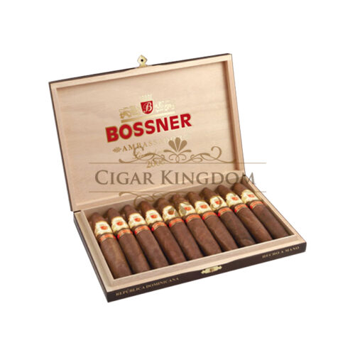 Bossner - Ambassador Limited Edition 2006 (Pack of 10s)