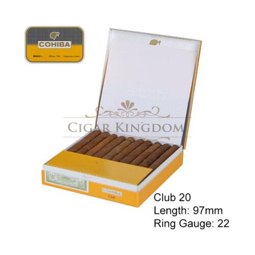 Cohiba - Club 20 (Pack of 20s)