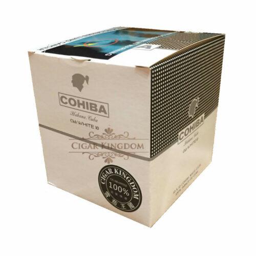 Cohiba - Club White 10 (Pack of 100s)