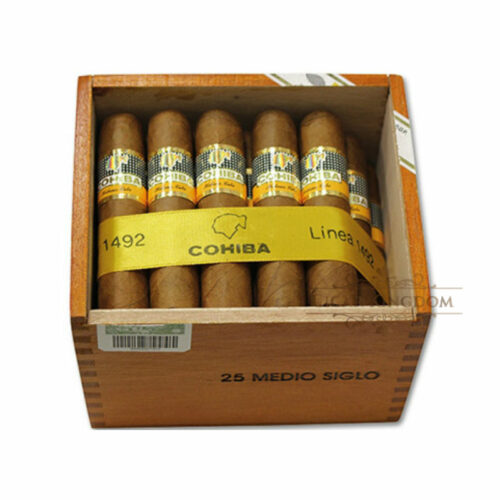 Cohiba - Medio Siglo (Pack of 25s)