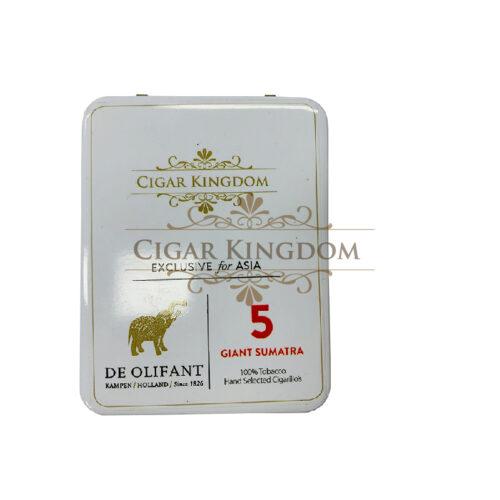 De Olifant Giant Sumatra 1s (Pack of 5s)