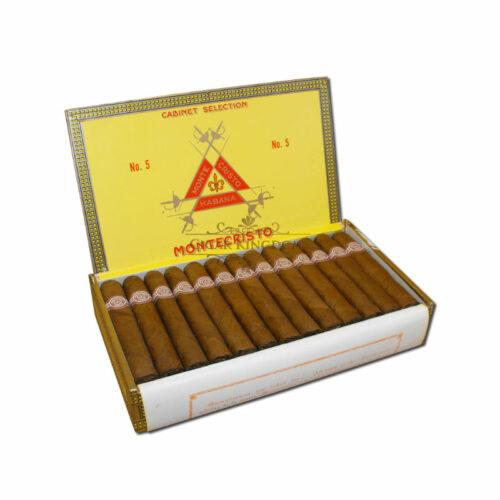Montecristo - No.5 (Pack of 25s)