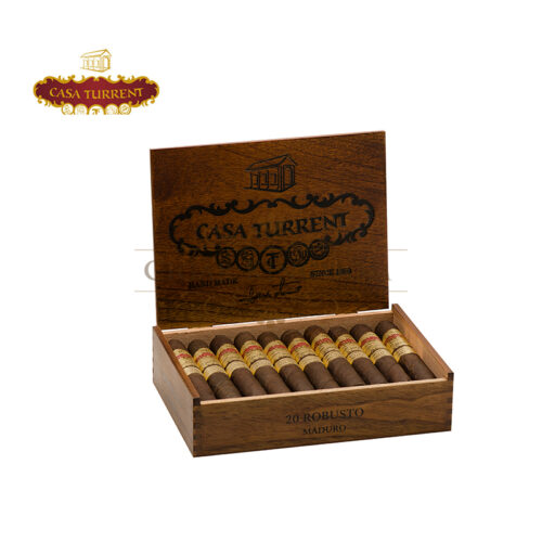 Casa Turrent - Serie 1901 Robusto (Pack of 20s)