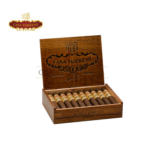 Casa Turrent - Serie 1901 Gran Robusto (Pack of 20s)
