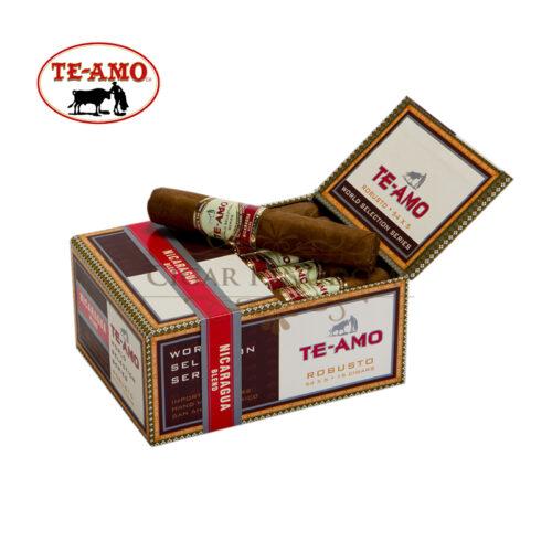 Te-Amo - World Selection Series Robusto - Nicaraguan (Pack of 15s)
