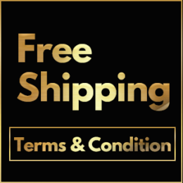 Free Shipping | Terms & Condition |